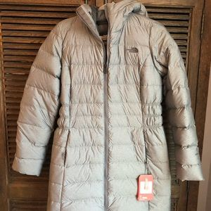 North face down puffer jacket BRAND NEW